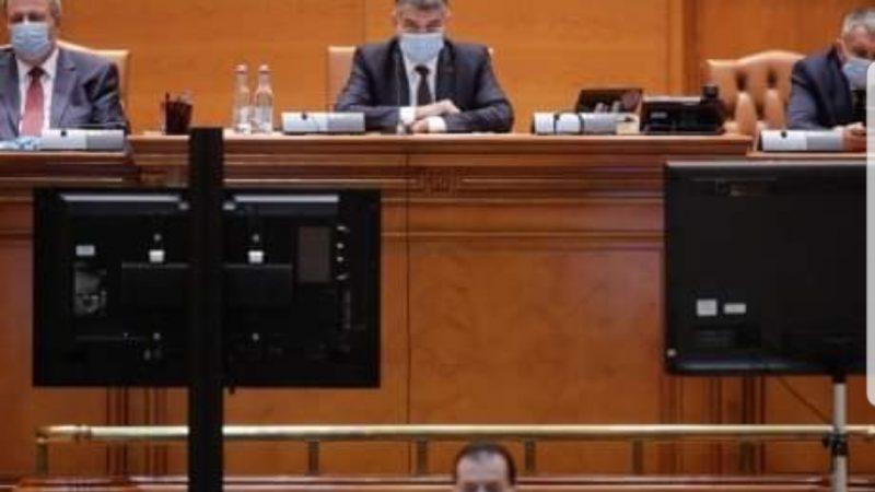 Ciolacu, val de critici la adresa lui Cîţu în Parlament: 'Împrumutaţi 1.000 de euro pe secundă, bani furaţi din buzunarul fiecărui român'/ VIDEO