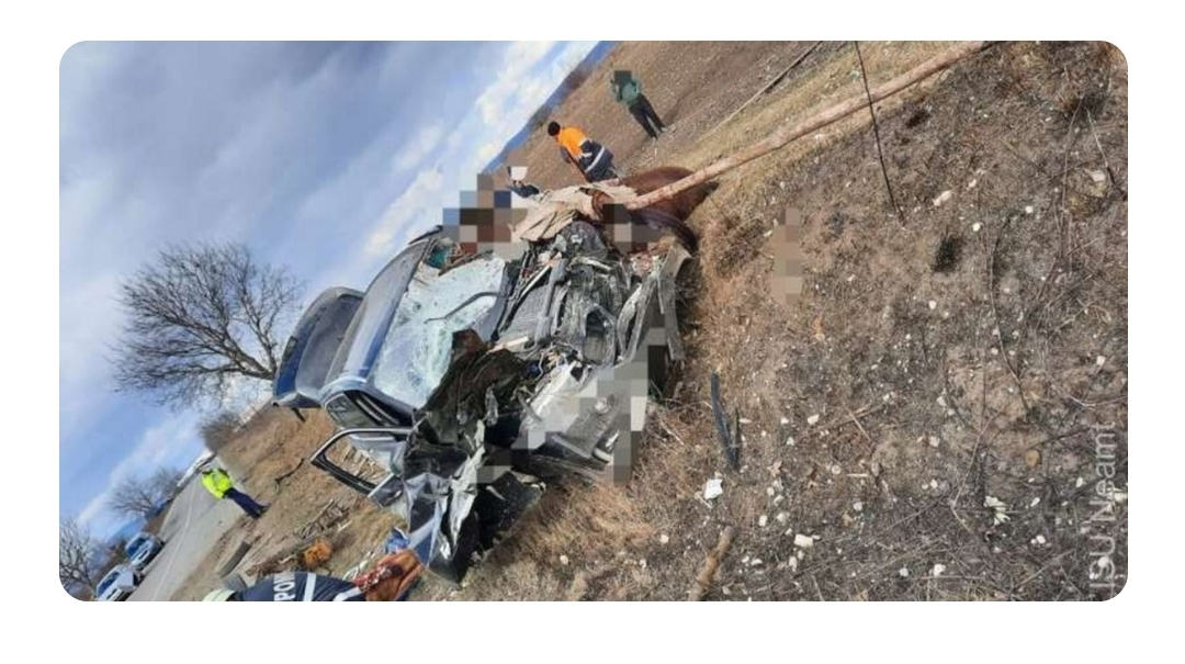 Accident teribil în România. A murit la doar 44 de ani